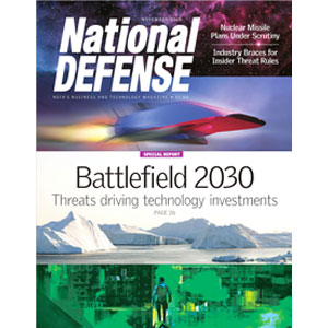 Battlefield 2030: Threats Driving Technology Investments - November 2016