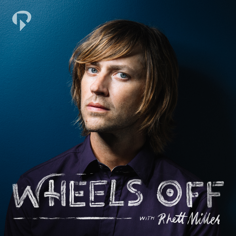 Wheels Off with Rhett Miller show art