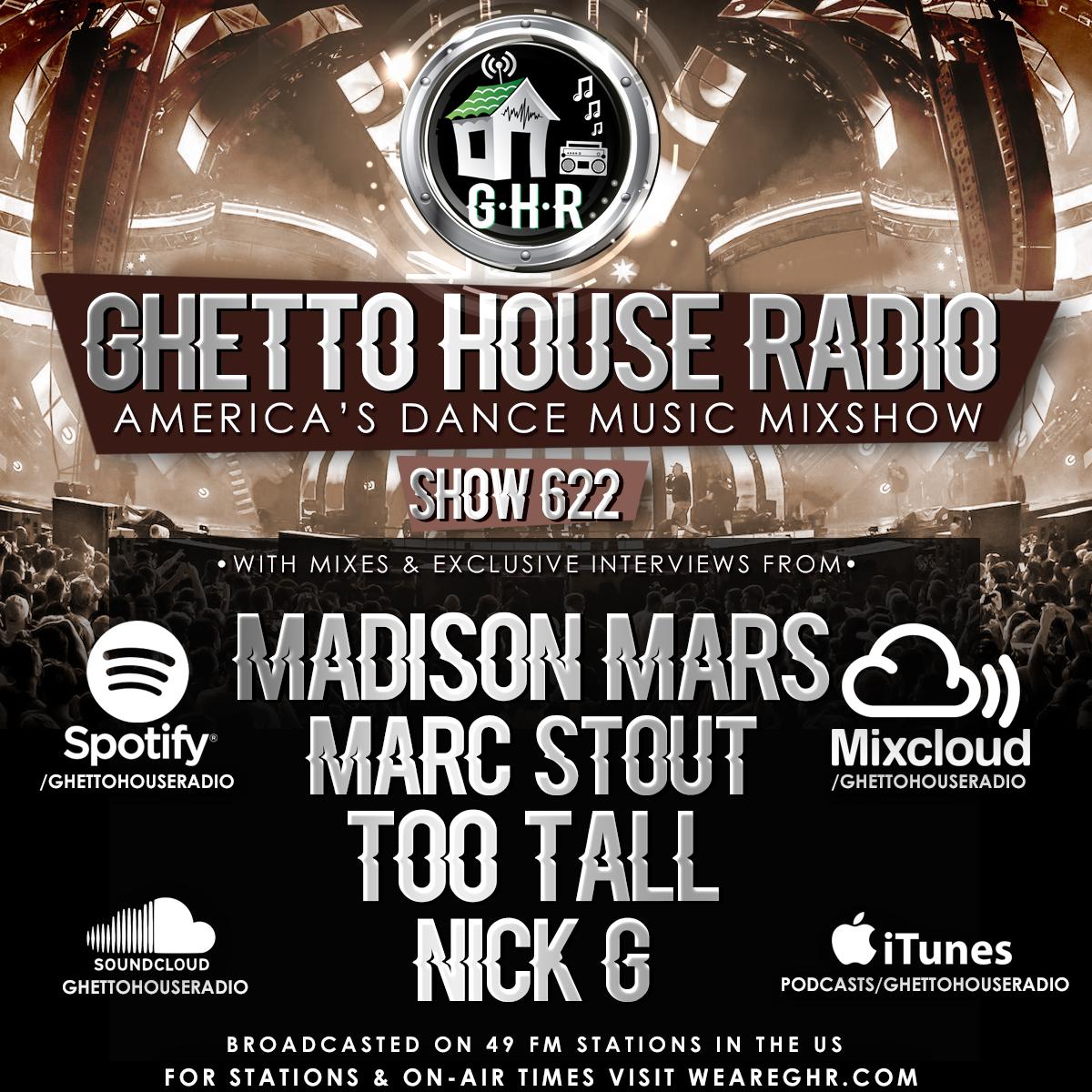 GHR - Show 622 - Madison Mars & More!