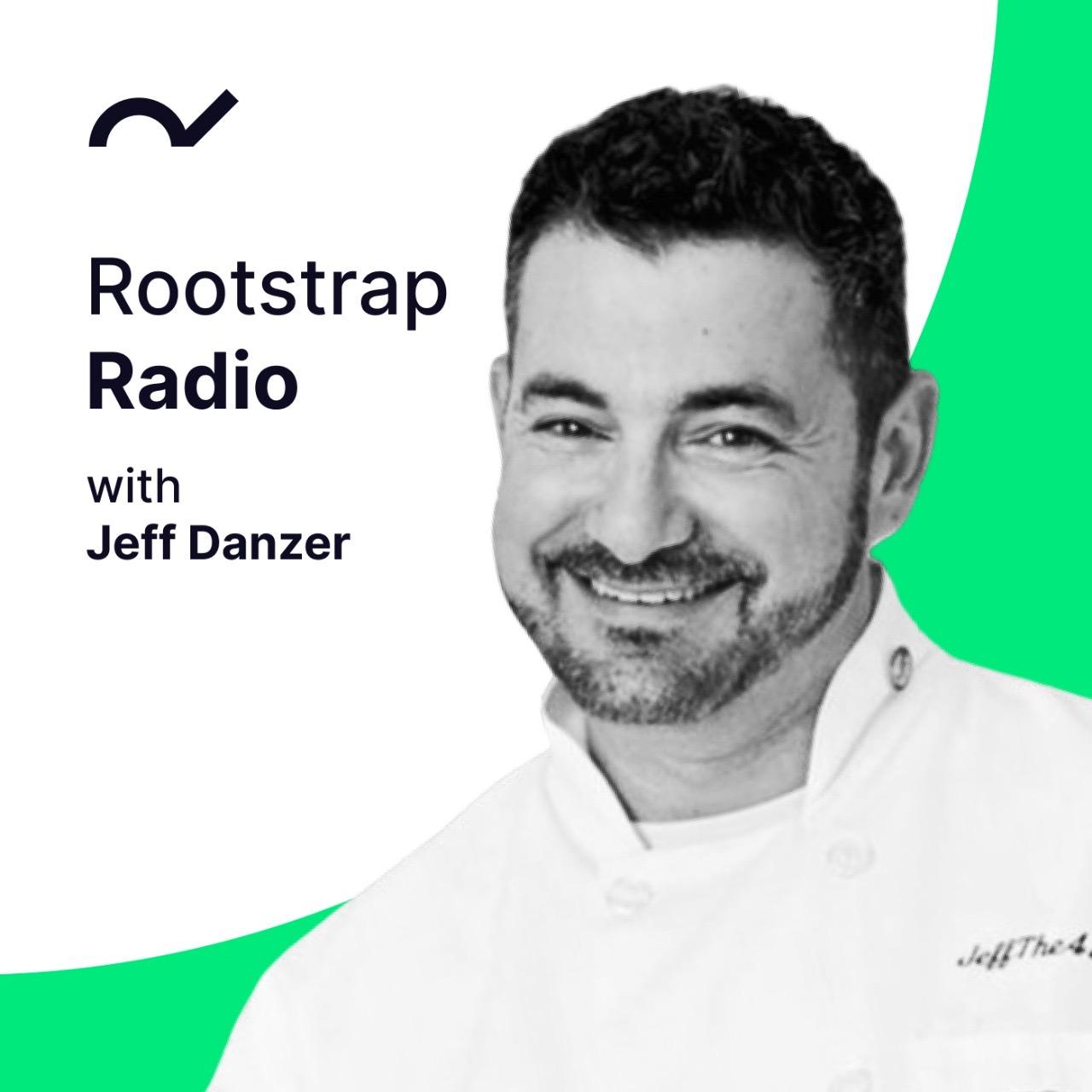 15: Jeff Danzer | Rootstrap Radio show art