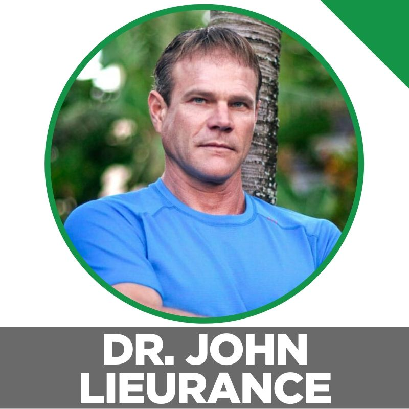 The Future Of Medical Biohacking: Skull Resets, Suppositories, Nasal Sprays, Nebulizers, Sound Therapy & More With Dr. John Lieurance. show art
