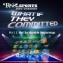 Artwork for What If They Committed? Part 1: Not So Humble Beginnings | R&R on Sports | KUDZUKIAN
