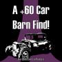 Artwork for 059: A +60 Car Barn Find with Iron Trap Garage's Matt Murray