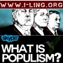Artwork for English Listening 2: What is Populism?