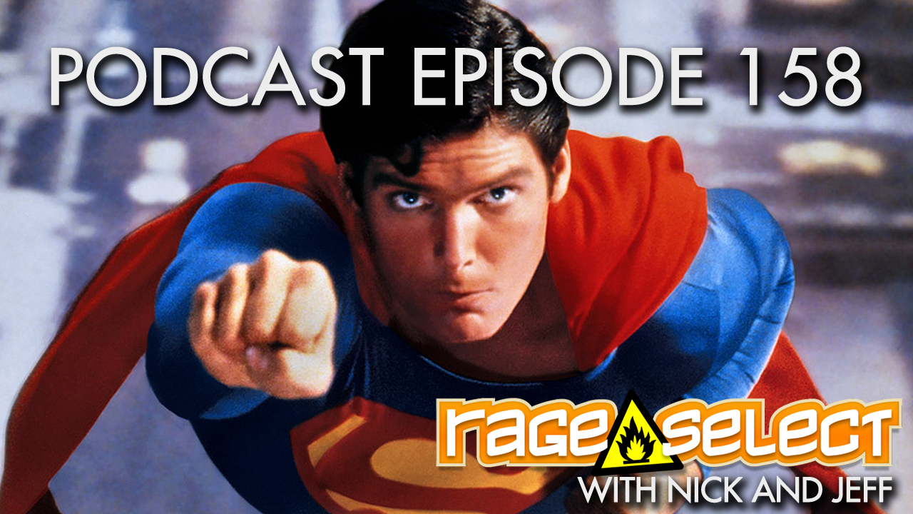 Rage Select Podcast Episode 158 - Nick and Jeff Answer Your Questions!