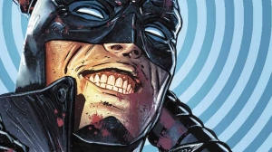 Ray Sonne reads MIDNIGHTER
