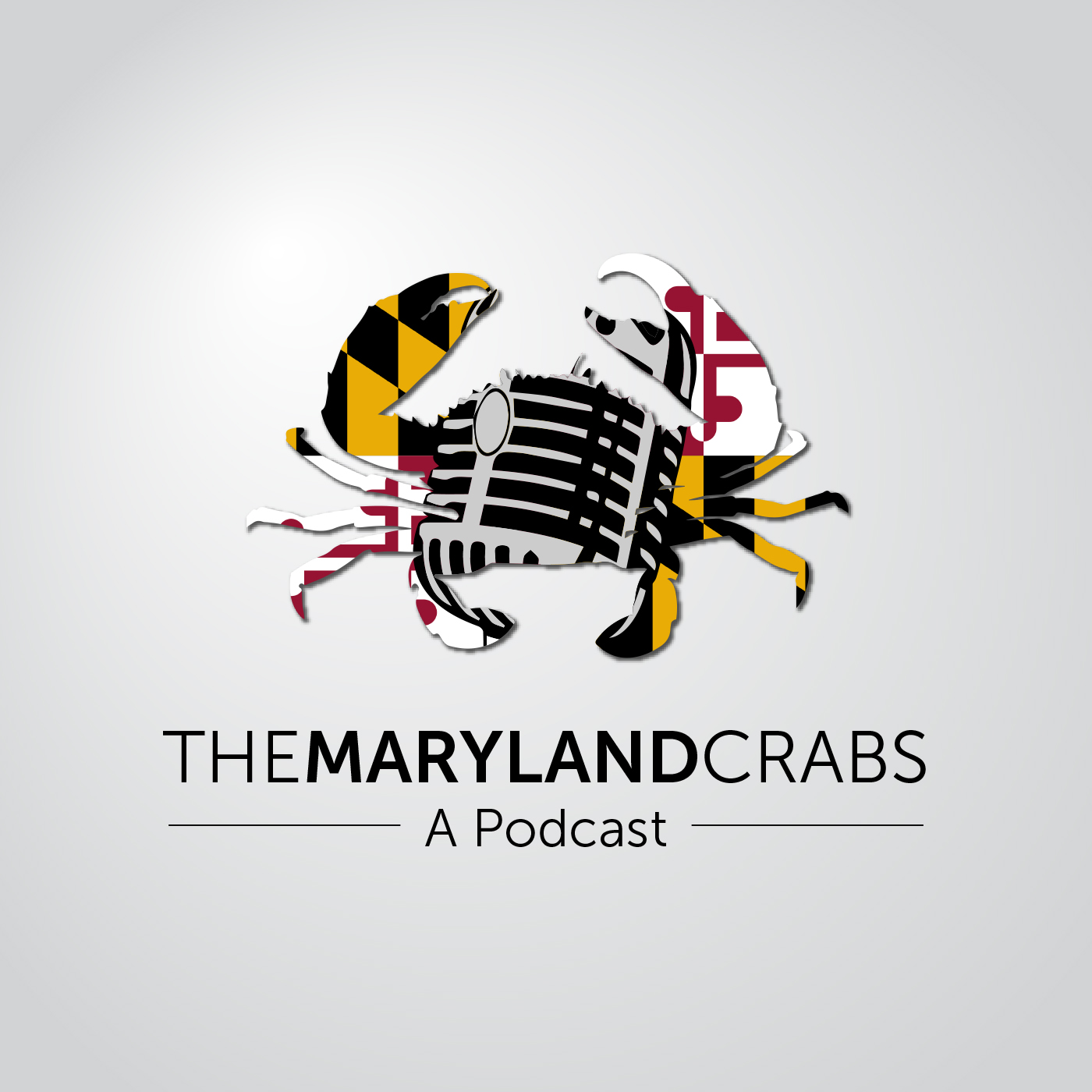 The Maryland Crabs Podcast show art