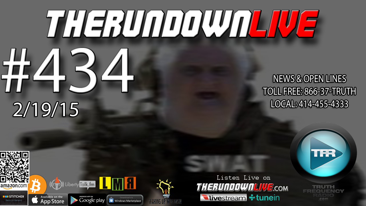 The Rundown Live #434 Open Lines (Lunar Calendar,Tom Delonge ,Symbolism)