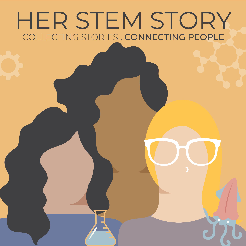Episode 72: A Biophysicist & An International STEMinist show art