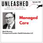 Artwork for 338. Mark Newsom focuses on managed care
