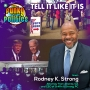 Artwork for Tell It Like It Is w/Rodney Strong   The Funky Politics   KUDZUKIAN