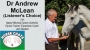Artwork for 141: Dr Andrew McLean LC - Award Winning Equine Scientist, Equine Trainer, Equestrian Coach and Speaker