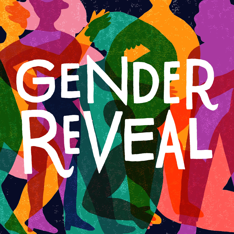 Gender Reveal show art