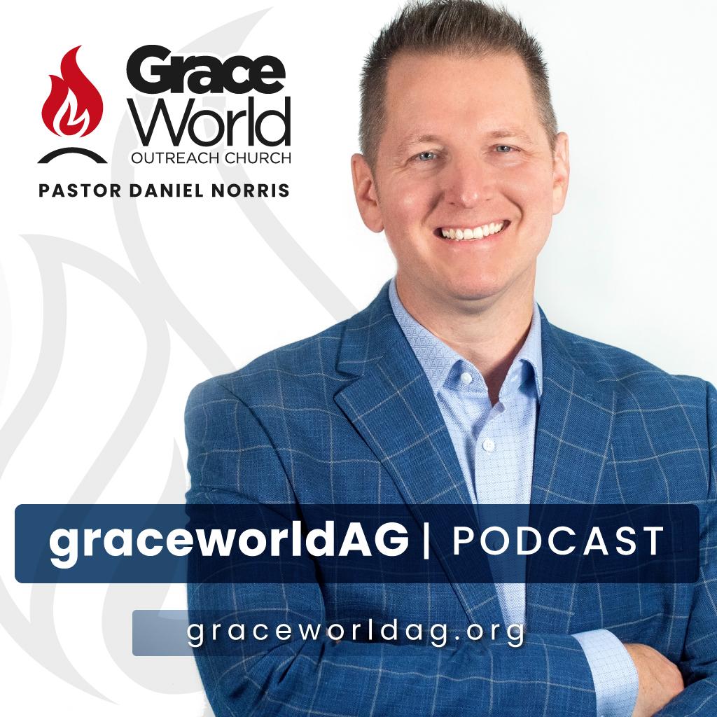 GraceWorldAG's Podcast show art