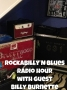 Artwork for Rockabilly N Blues Radio Hour- Billy Burnette interview and music