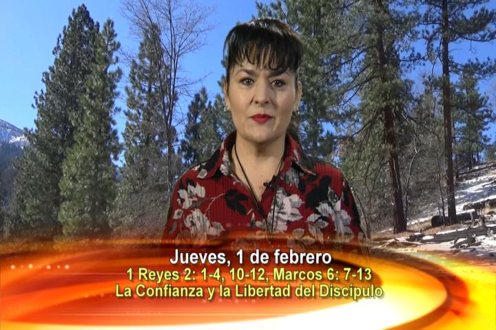 Artwork for Dios te Habla con Leticia Diaz; Tema el hoy: La confianza y la libertad del discípulo