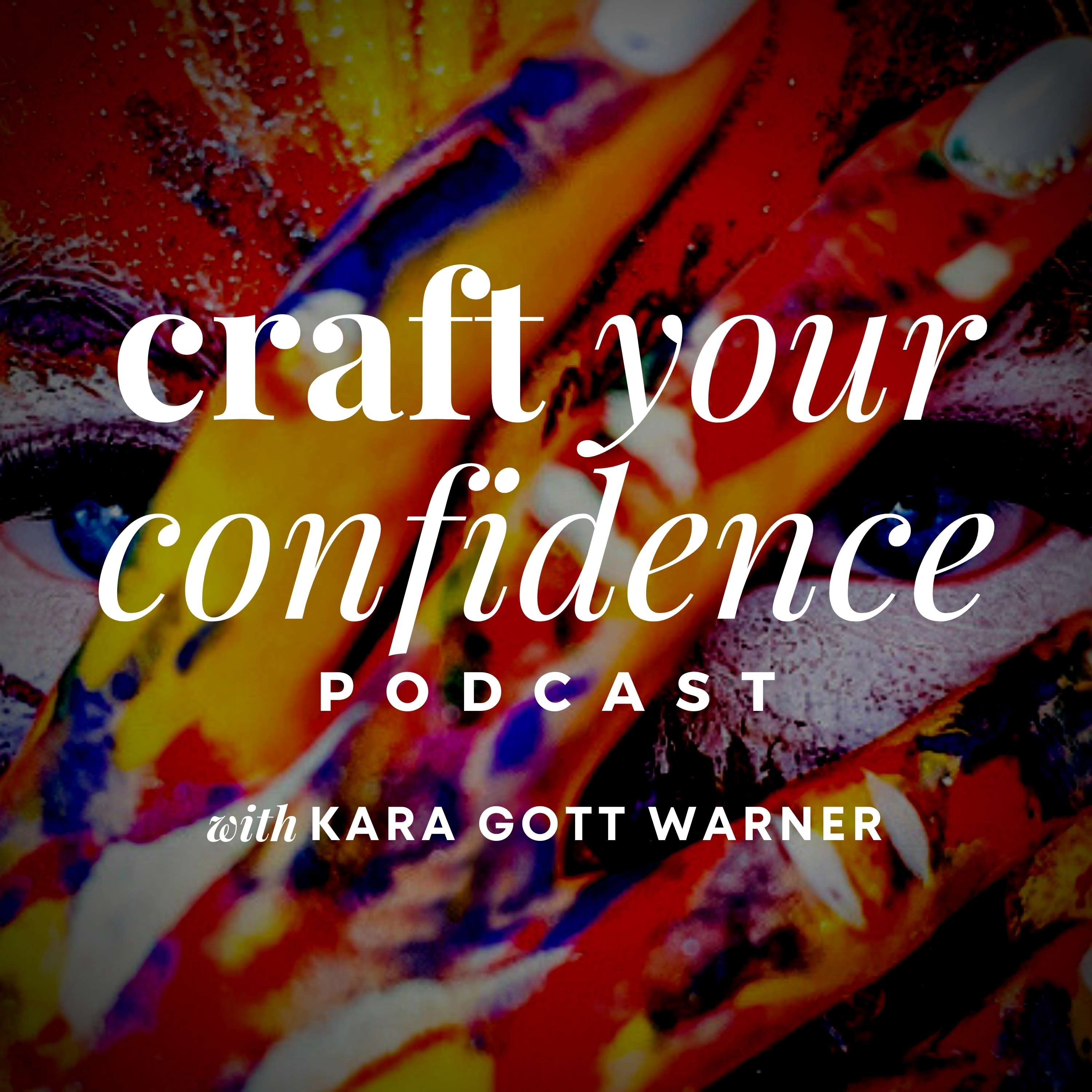 Craft Your Confidence show art