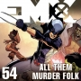 Artwork for EMX Episode 54: All Them Murder Folk