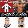 Artwork for Comedy In Comics - Cori Redford & Neil Ewing