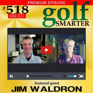 518 Premium: Why Your Golf Swing is Hurting You LESS Than You Think