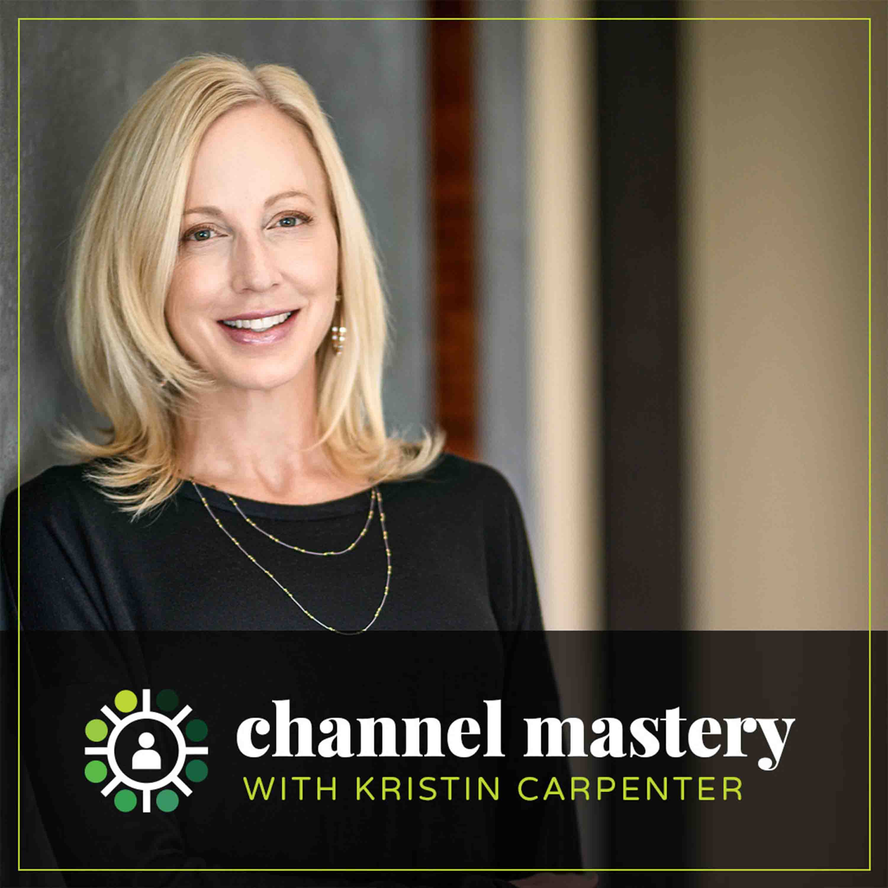 Channel Mastery show art