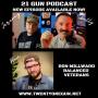 Artwork for #62: 21 Gun Live Thanksgiving Extravaganza!!! With Ron Millward from Balanced Veterans