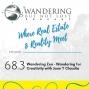 Artwork for Episode 68.3: Wandering Zen - Wandering for Creativity with Juan Y Claudia