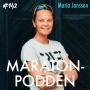 Artwork for #142: Maria Jansson, internationell ultrastjärna och yrkesofficer