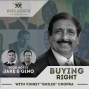 """Artwork for Buying Right with Vinney """"Smiles"""" Chopra"""