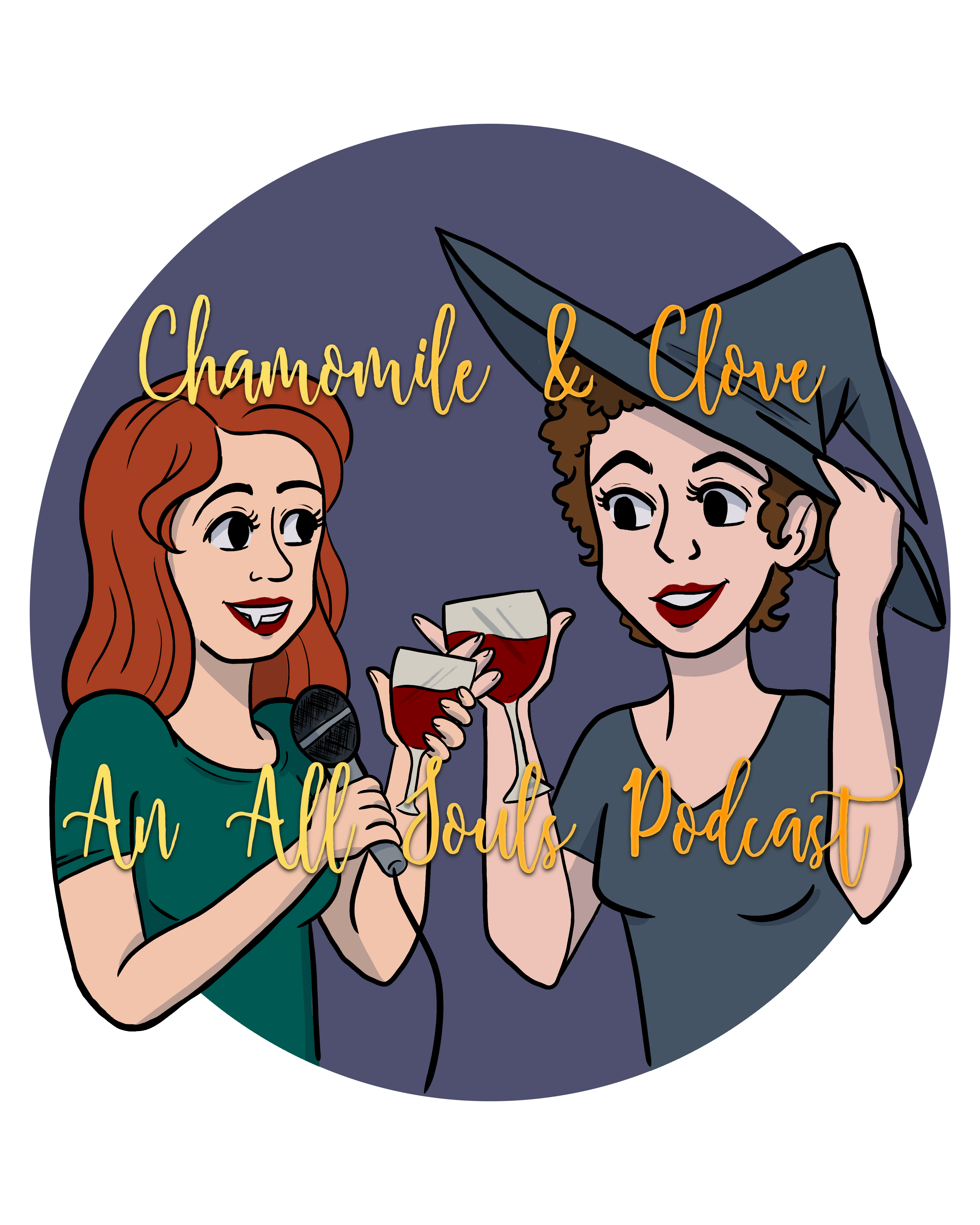 Artwork for Chamomile & Clove - An All Souls Podcast - Episode 70 - The List on the Seat of Our Pants