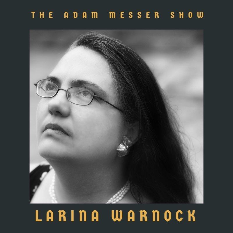 #70 - Larina Warnock and Eddie Generous part one show art