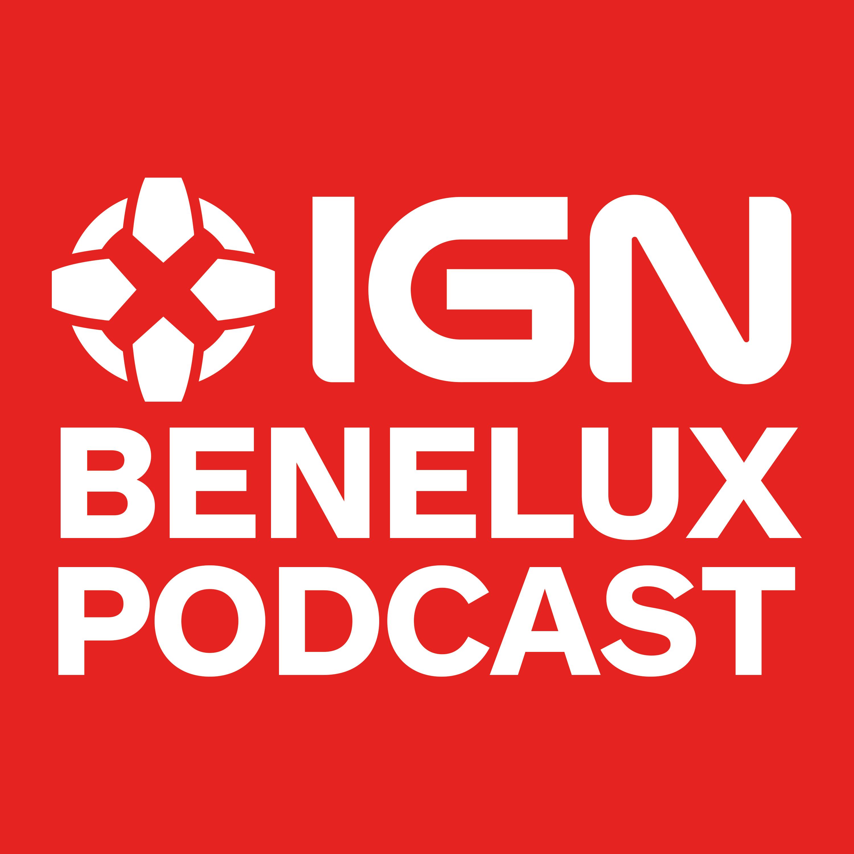 IGN Benelux Podcast show art