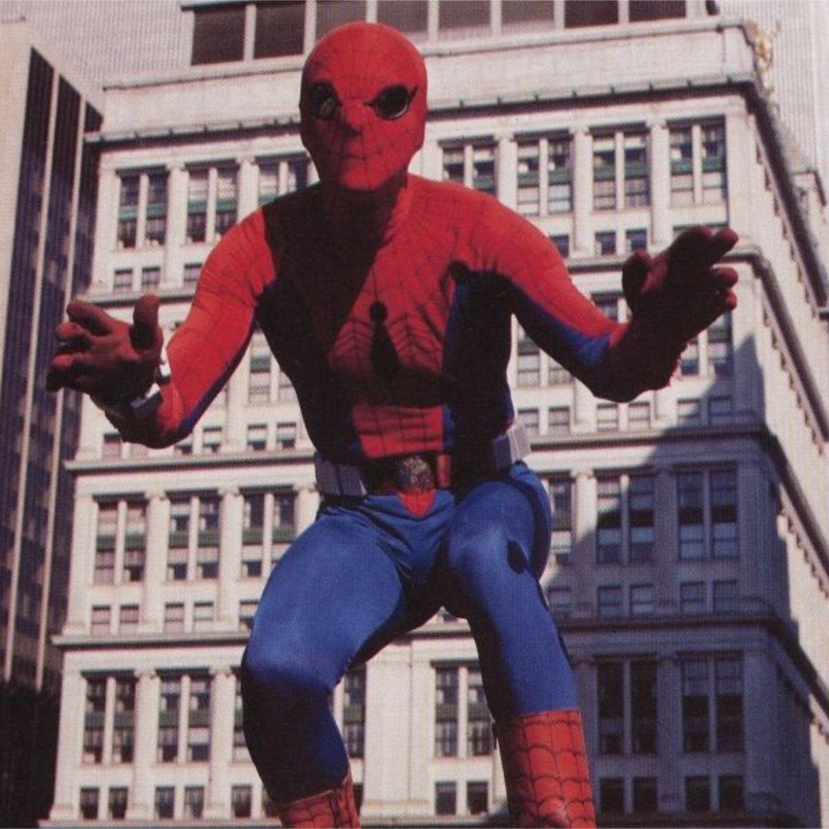 ISTYA Amazing Spiderman