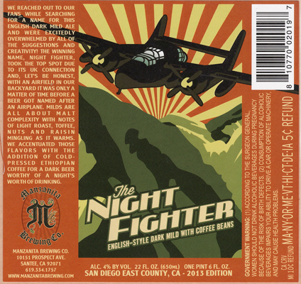 08.10.13: Beer Names (Night Fighter!), Local Off-Roading for Summer, Tony's Pissed List, Unphoning, Because Railgun, Beer-Con and Regular Cons.