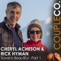 Artwork for Travel With Purpose: Cheryl Acheson & Rick Hyman of Travel Is Beautiful, Part 1