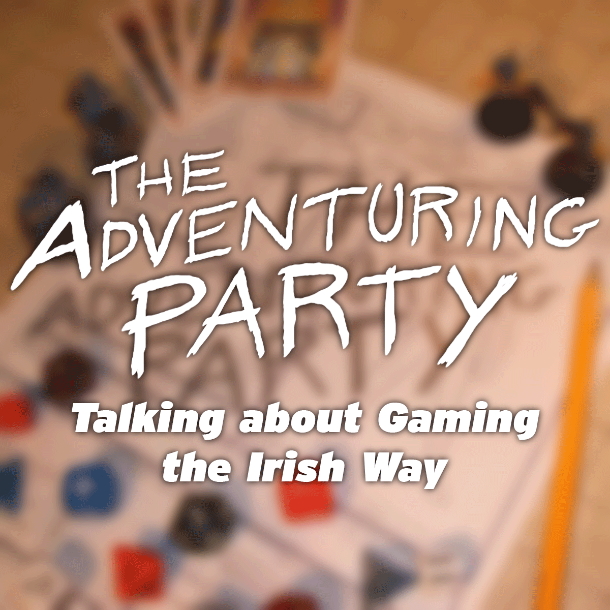 The Adventuring Party show art