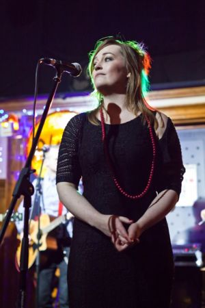 Jenny Lindsay - Edinburgh