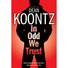 Podcast Episode 103: In Odd We Trust by Dean Koontz and Queenie Chan