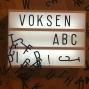 Artwork for Voksen ABC julefrokost!
