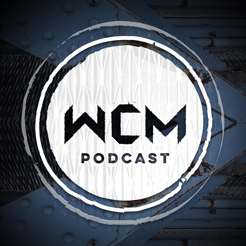 Artwork for WCM Podcast #1 -   Glenn Fricker of Spectresound Media