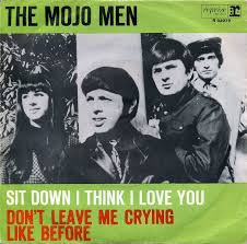 The Mojo Men - Sit Down I Think I Love You -Time Warp Radio Song of The Day (3/25/16)