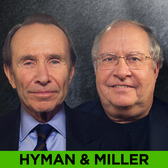 Ed Hyman & Bill Miller - Part II - More Investment Legends' Predictions For 2014