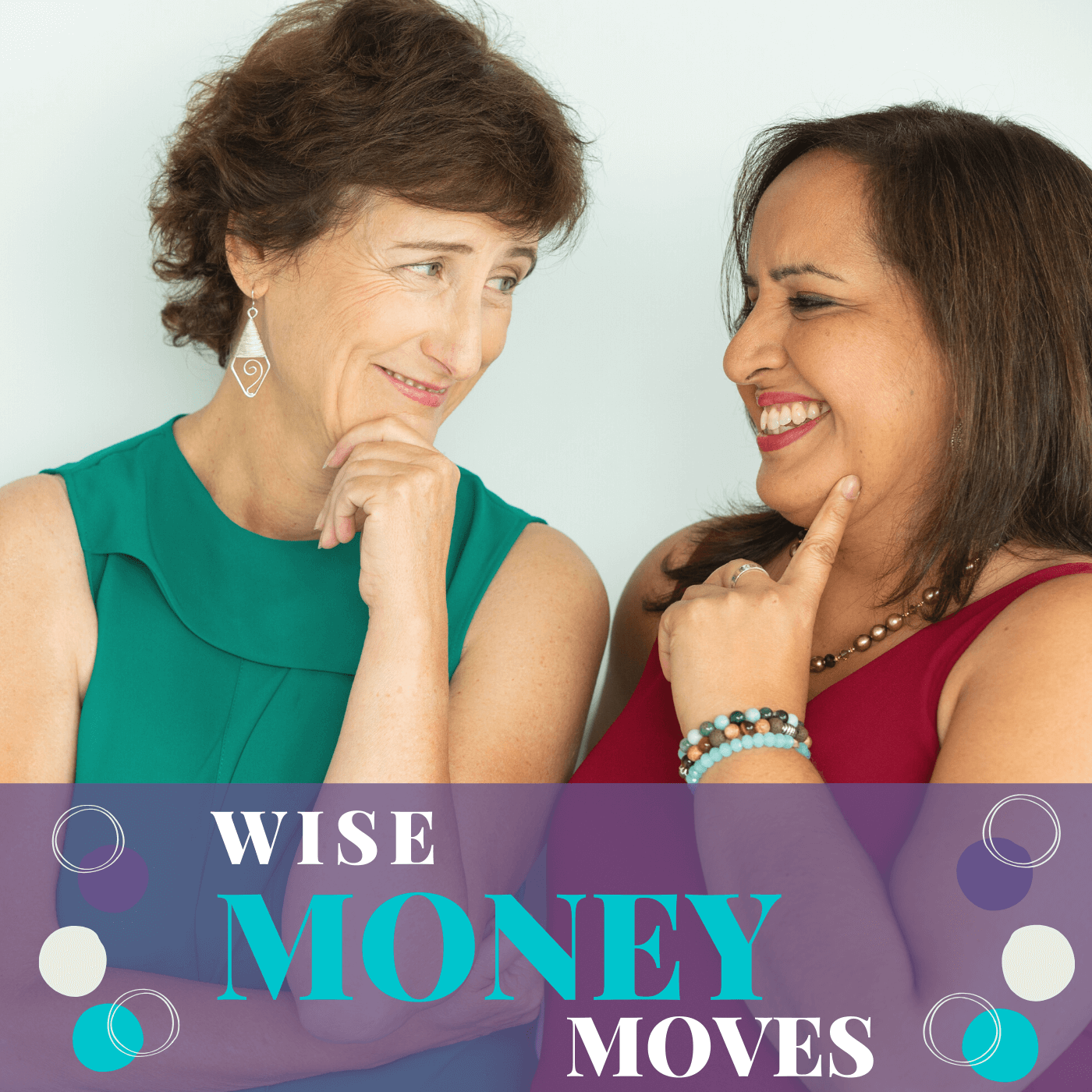 Wise Money Moves show art