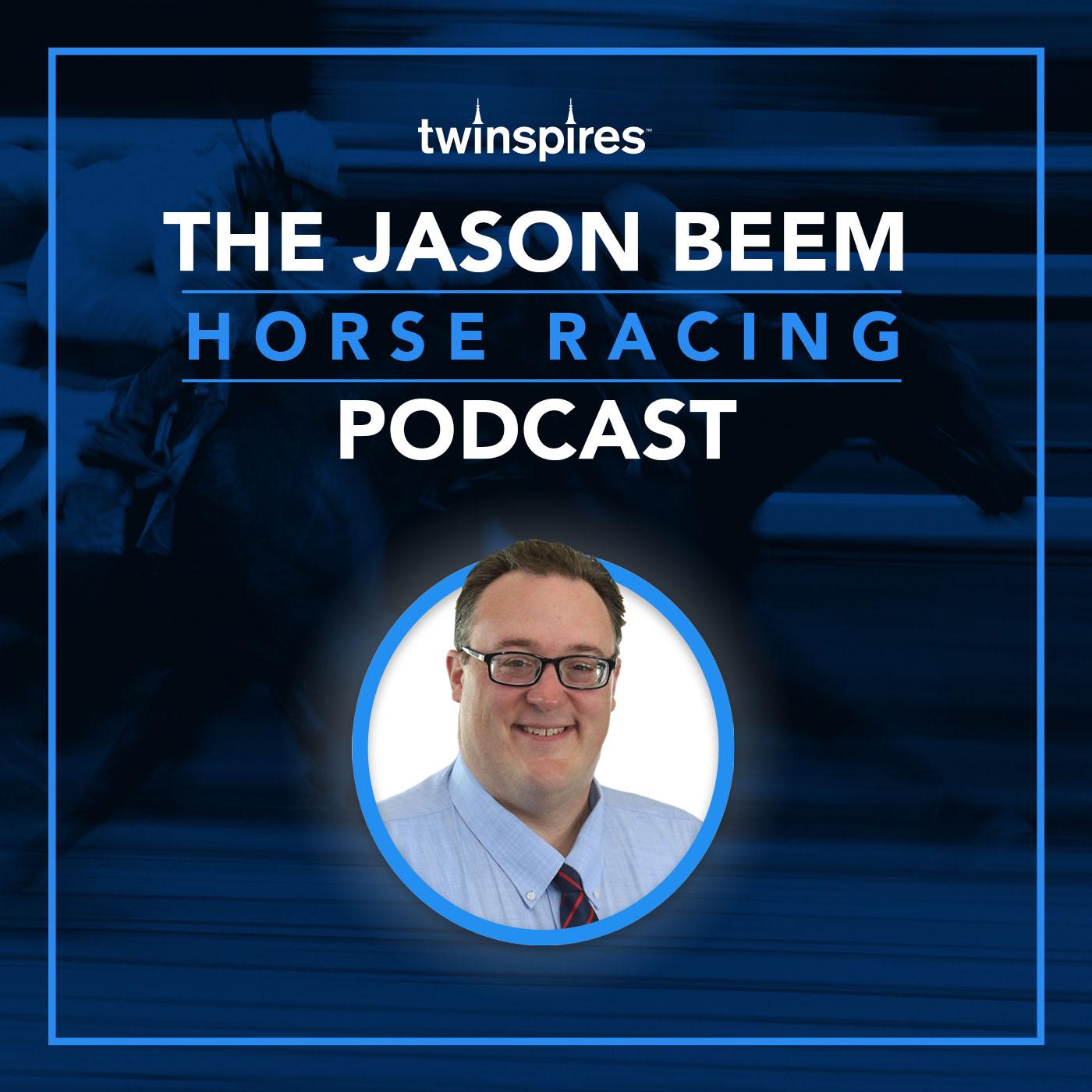 The Jason Beem Horse Racing Podcast show art