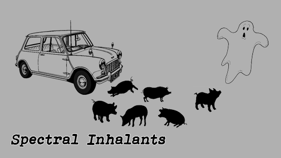 FistShark Marketing 27: Spectral Inhalants