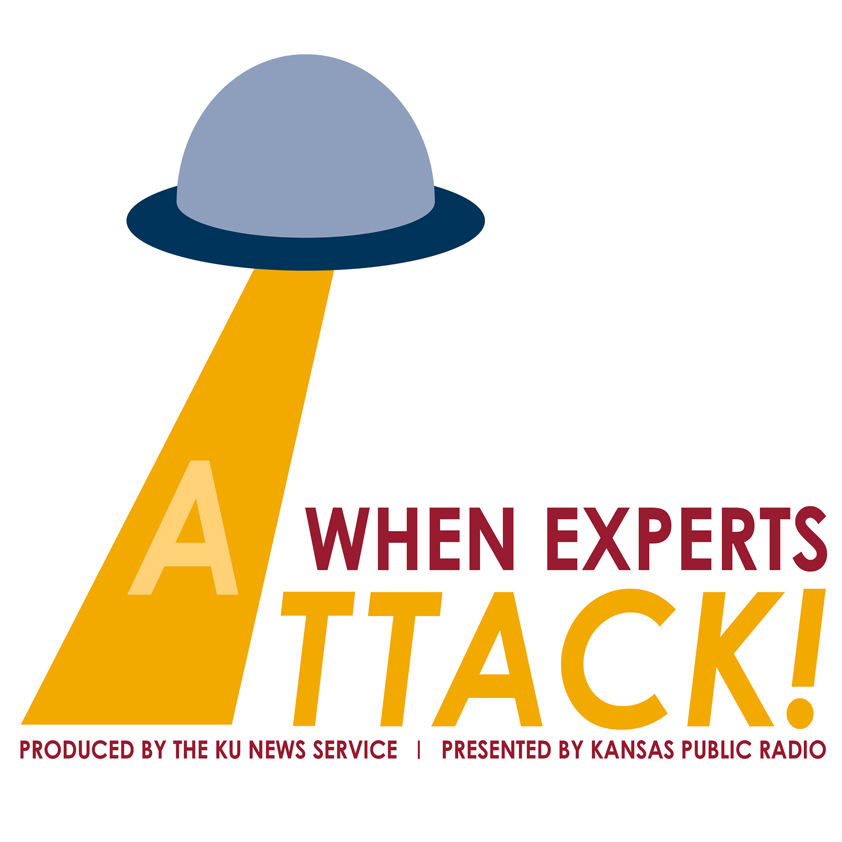 When Experts Attack! show art