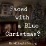 Artwork for Faced with a Blue Christmas?