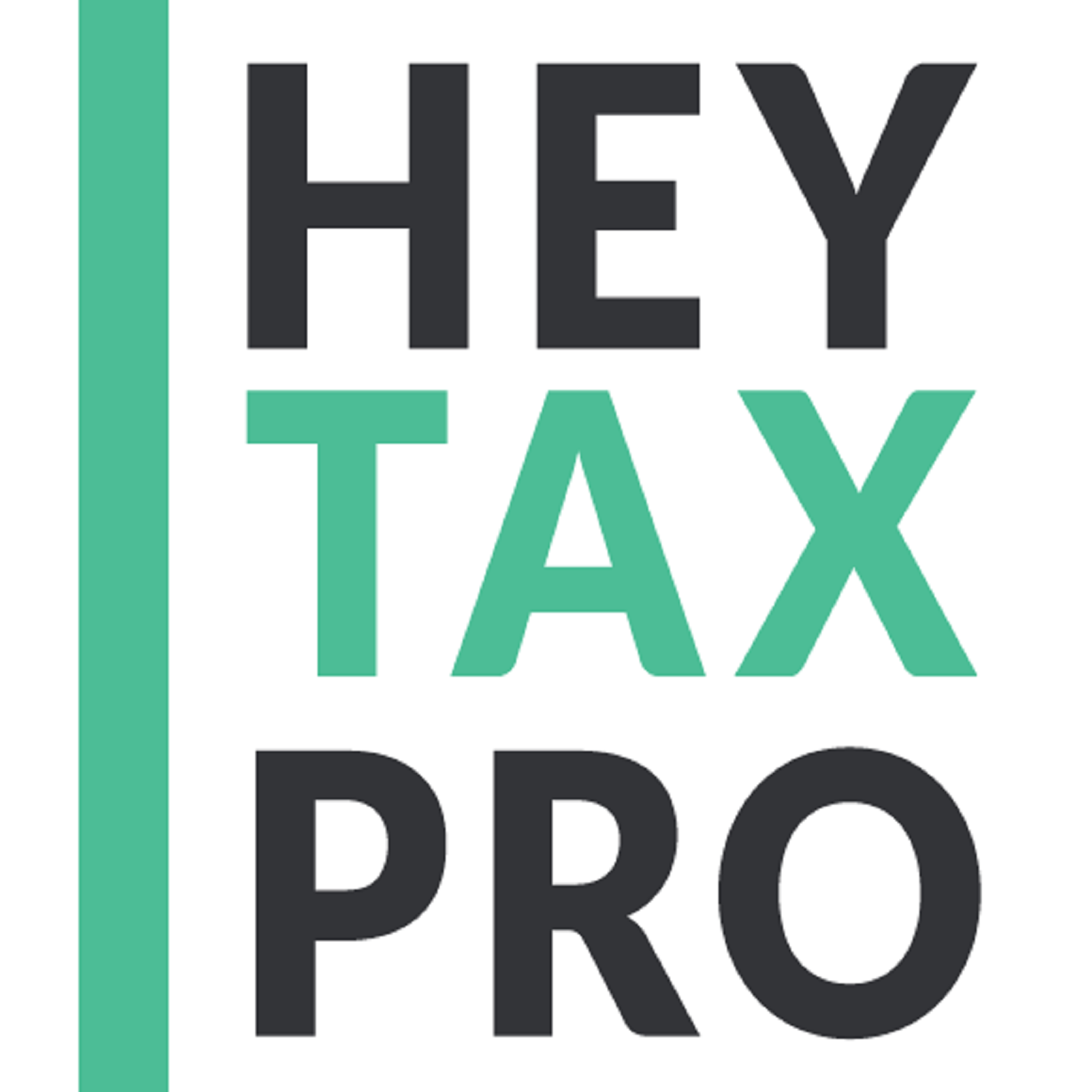 Hey Tax Pro show art