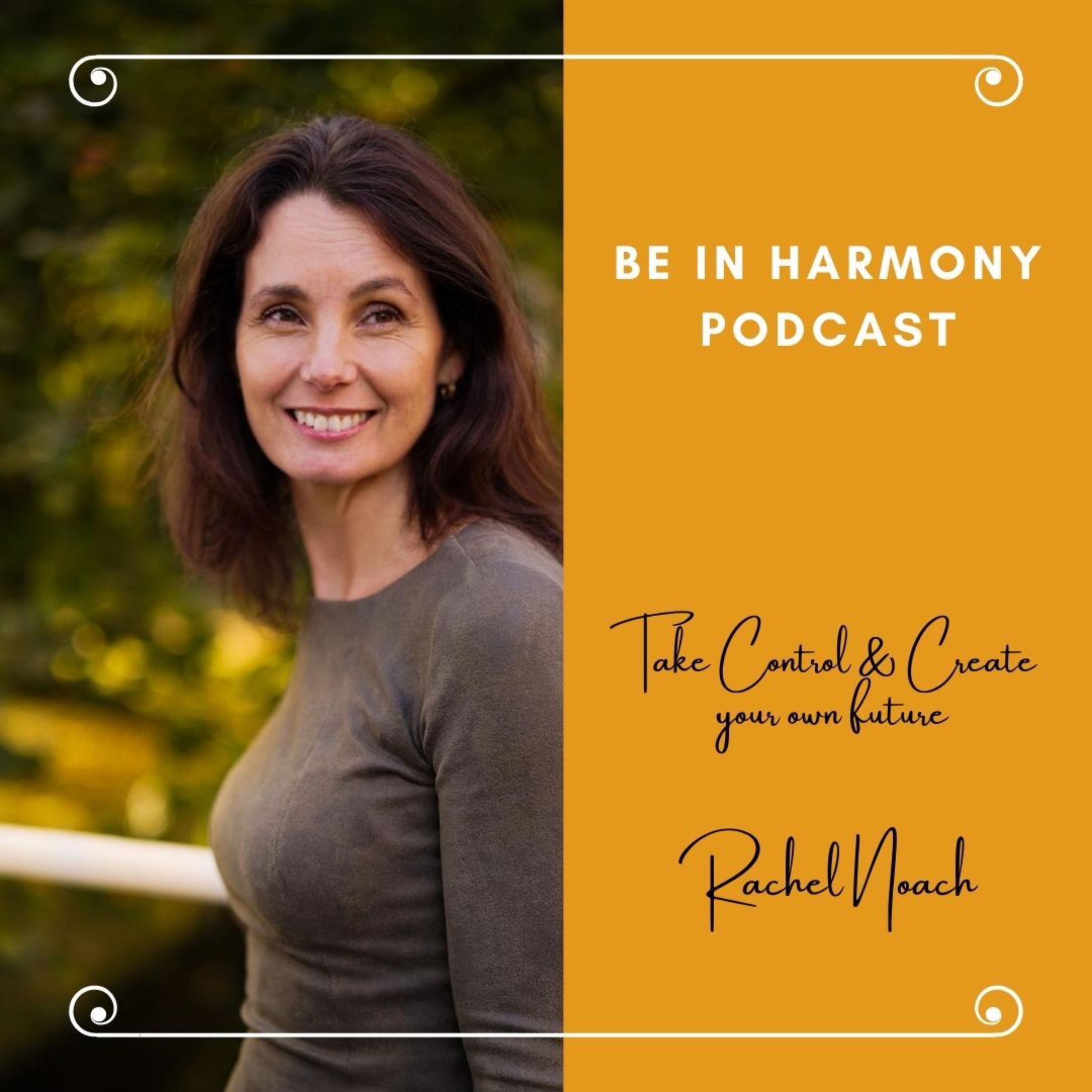 Be In Harmony Podcast. show art
