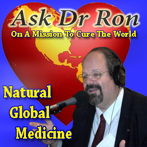 Michael Ryce -- The Ask Dr Ron Radio Show -- Healthy Conversations With Dr Ron